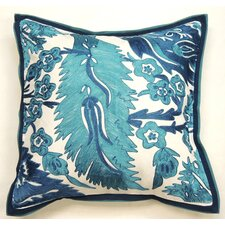 Abriana Silk and Cotton Decorative Pillow