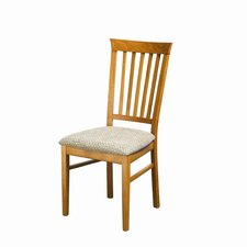 Tennyson Slatted Back Dining Chair (Set of 2)