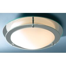 Libra 1 Light Flush Light