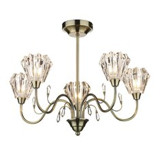 Juno 5 Light Chandelier