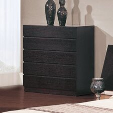 Soho 5 Drawer Chest