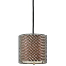 Catalan 1 Light Mini Pendant