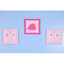 Fairy Land 3 pieces Wall Hanging Set