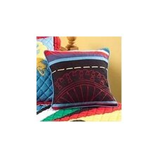 Biking Decorative Pillow