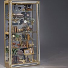 Reflection Curio Cabinet