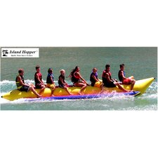 8 - Passenger Elite Class Inline Heavy Commercial Banana Boat