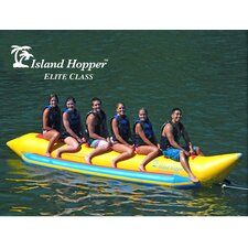 6 - Passenger Elite Class Inline Heavy Commercial Banana Boat