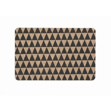 Triangle Cork Dinner Mat (Set of 2)