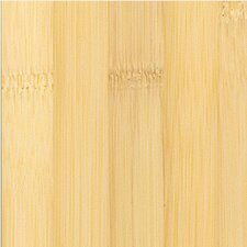 "Horizontal 3-3/4"" Solid Hardwood Bamboo Flooring in Natural"