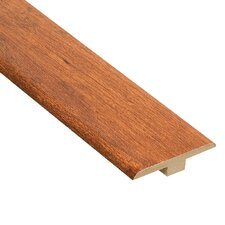 "0.25"" x 1.44"" Laminate Pacific T-Molding in Cherry"