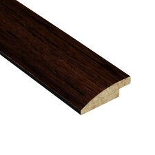 "Renew and Restore 0.38"" x 2"" Bamboo Hard Surface Reducer Molding in Walnut"