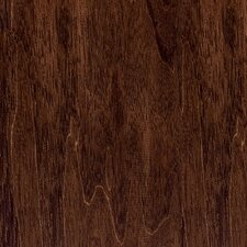 "Hardwood 4-3/4"" Solid Moroccan Flooring in Walnut"