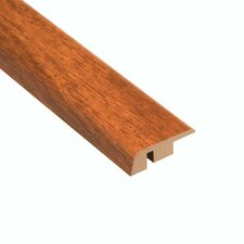 "0.5"" x 1.25"" Laminate Carpet Reducer in Jatoba"