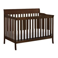 Summit 4-in-1 Convertible Crib Set