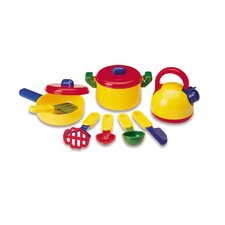 Pretend and Play Cooking Set