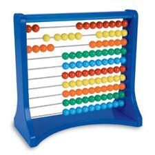 Ten - Row Desktop Abacus