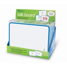 Talk Time Recordable Board (Set of 12)