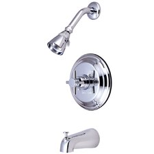 Concord Pressure Balance Tub and Shower Faucet