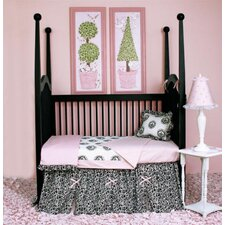 Amore Toddler Coverlet and Pillow