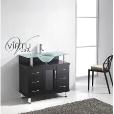 "Vincente 36"" Bathroom Vanity Set"