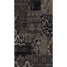 Jewel Black Rug