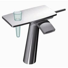 De Soto Single Hole Bathroom Sink Faucet with Single Handle
