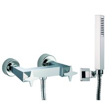 Mp1 Wall Mount Thermostatic Hand Shower and Valve