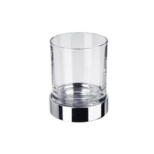 Circles Tumbler Holder in Chrome