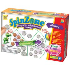 SpinZone Magnetic Whiteboard Games - Money