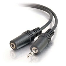XLR to RCA Audio Cable 3.5mm Male/Female