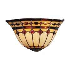 Diamond Ring 2 Light Wall Sconce