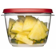 7 Cup Easy Find Square Container