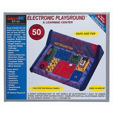 Electronic Playground & Learning Center Game