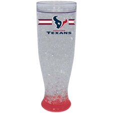 NFL Ice Pilsner Glass