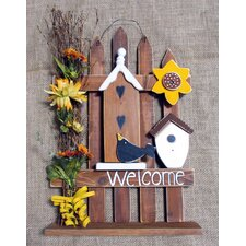Welcome Wall Decor