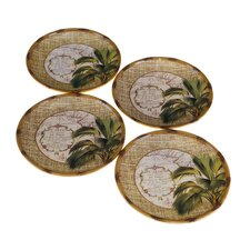 "Las Palmas 8.5"" Dessert Plate (Set of 4)"