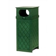 22 Gallon Flat Top Trash Receptacle