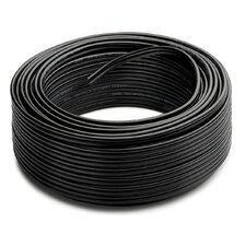"250"" Black 12GA Low Voltage Cable"