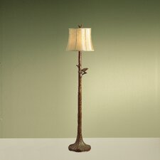 New Informality Bird and Branch Floor Lamp