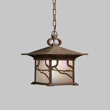 Morris 1 Light Outdoor Hanging Lantern