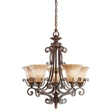 Cottage Grove 5 Light Chandelier