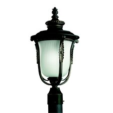 Luverne 1 Light Outdoor Post Lantern