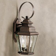 Savannah Estates Outdoor Wall Lantern