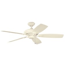 "52"" Canfield 5 Blade Patio Ceiling Fan"