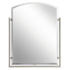 Structures Mirror in Brushed Nickel