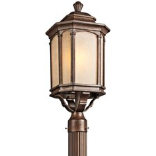 Duquesne 1 Light Post Lantern