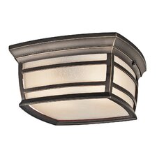 Mcadams 1 Light Outdoor Flush Mount