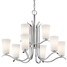 Armida 9 Light Chandelier