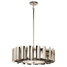 Ziva 3 Light Chandelier