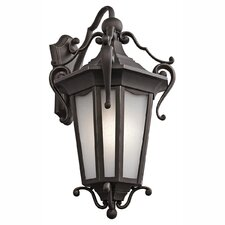 Nob Hill 1 Light Outdoor Wall Lantern